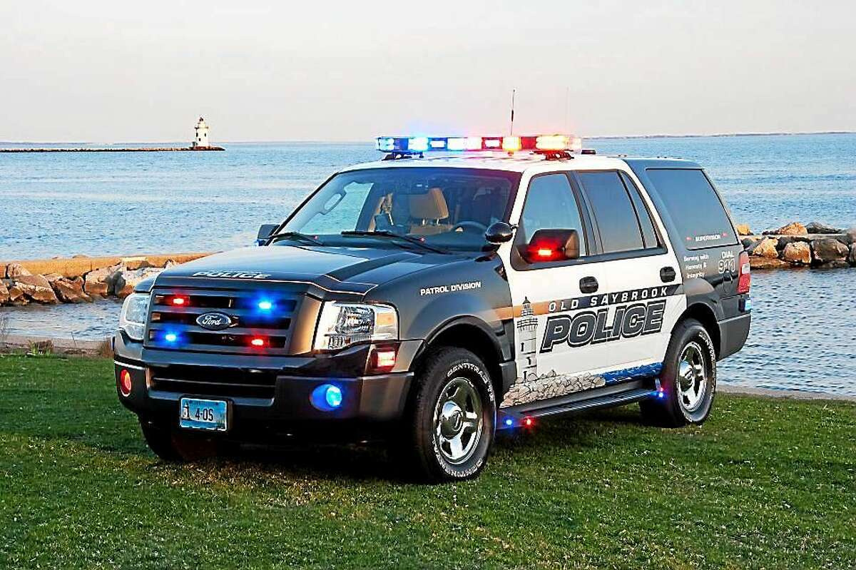 Courtesy photo Old Saybrook Police Department