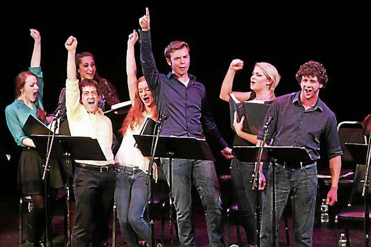 Photos by Diane Sobolewski Live musicals are performed at Goodspeed during its annual festival in January 2015; the festival will return the third weekend of January 2016.