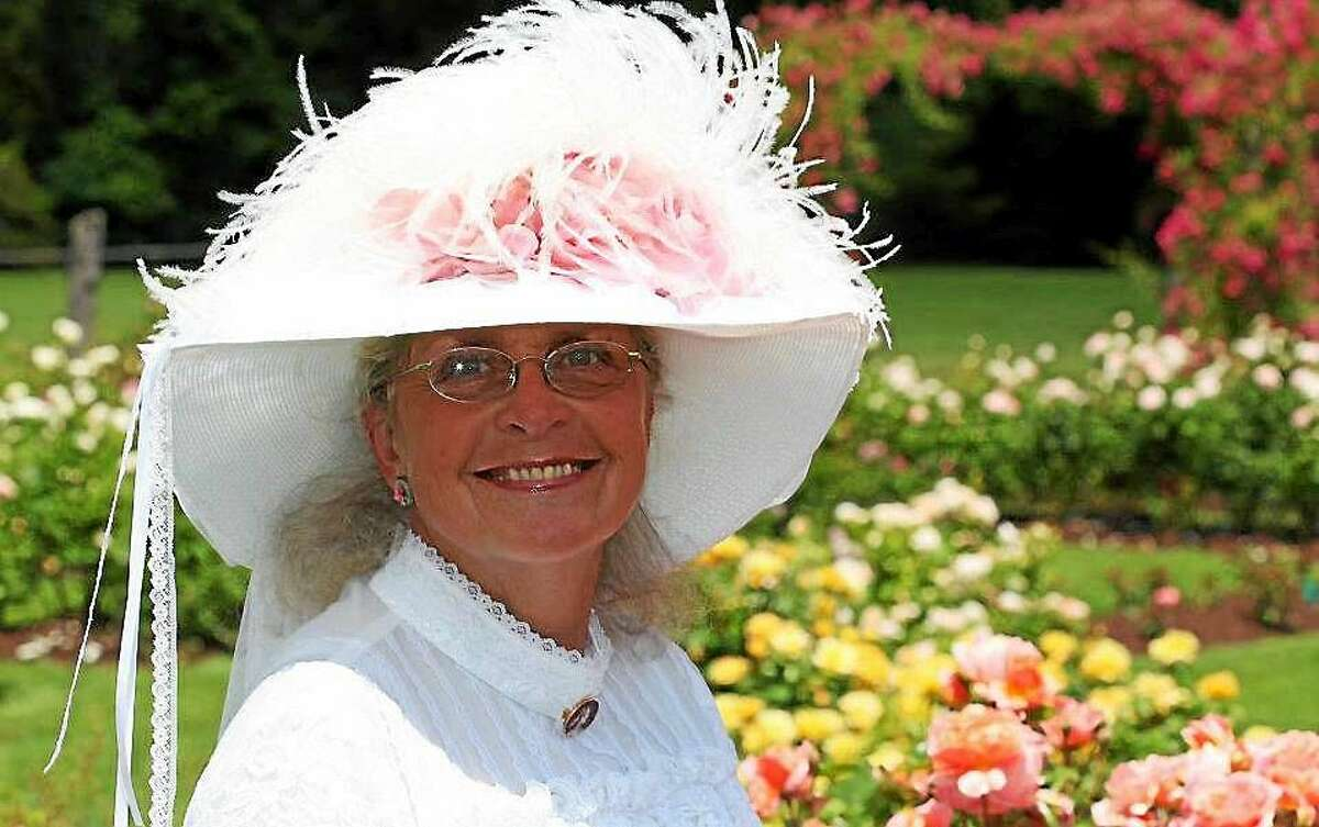 Contributed photo Marci Martin, the former Rosarian Curator for the Elizabeth Park Conservancy, is the special guest of the Middlesex County Historical Society for a special program July 15.