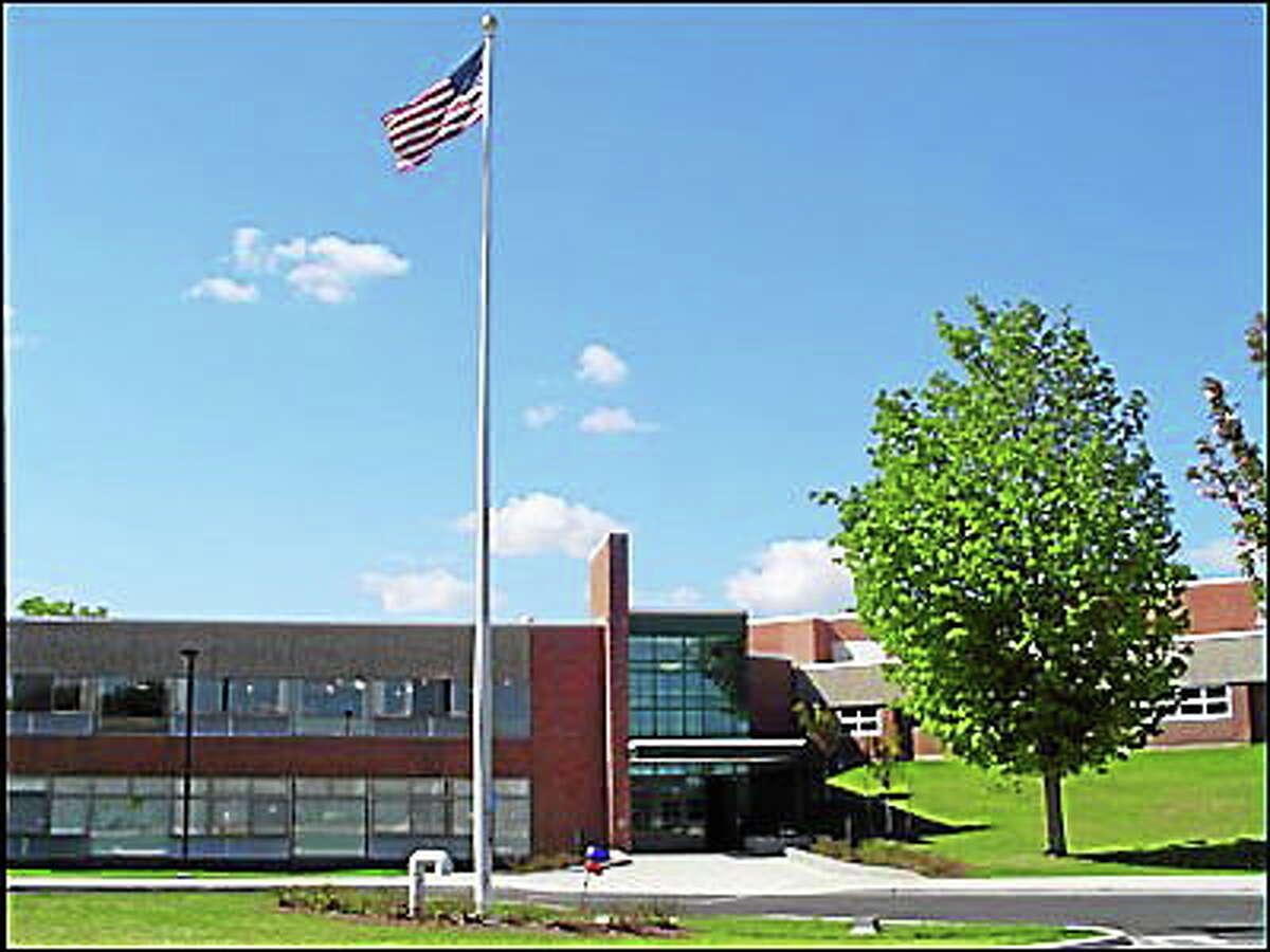 Valley Regional High School in Deep River