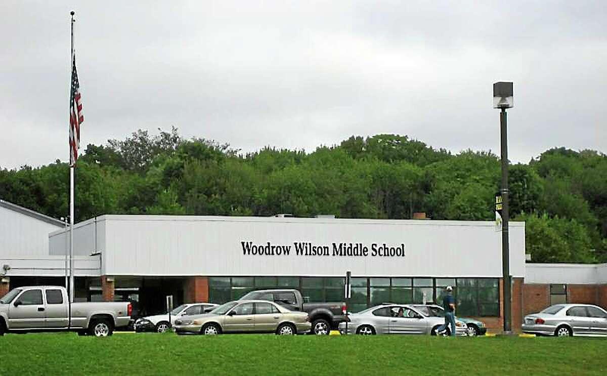Woodrow Wilson Middle School in Middletown.