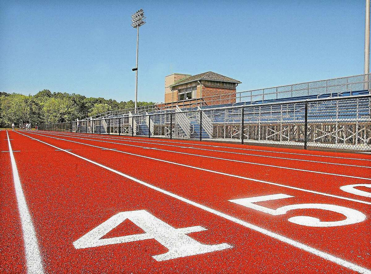 Town and school officials were on opposite sides of a dispute over the Bellringer Invitational track meet — in which the town manager and public safety heads called out the building committee for not alerting them to the event amid safety concerns.