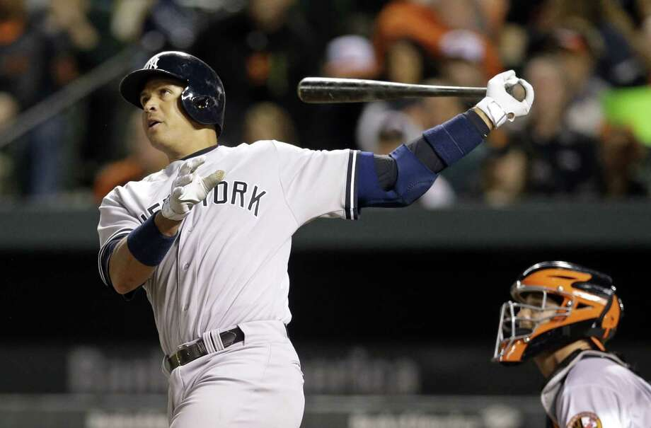 Derek Jeter and Mariano Rivera having moved on, this looked like it might be a mundane season in the Bronx. Enter Alex Rodriguez, who is showing signs of recapturing his slugging prowess and maybe, just maybe, winning back a few fans. Photo: Patrick Semansky — The Associated Press  / AP