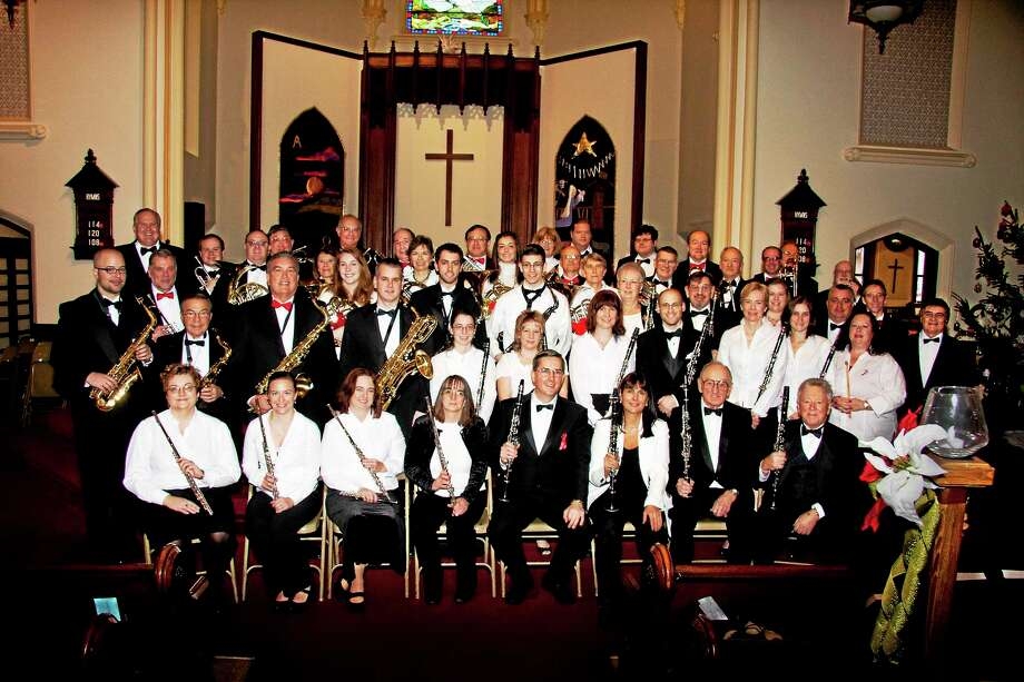 Submitted photo - Middletown Symphonic Band The Middletown Symphonic Band celebrates its 35th anniversary this year with a concert for all ages. Photo: Journal Register Co.