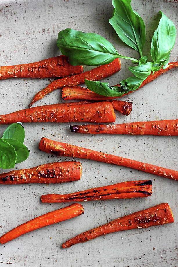 I.O.N. Restaurant Carrot fries. Photo: Journal Register Co.