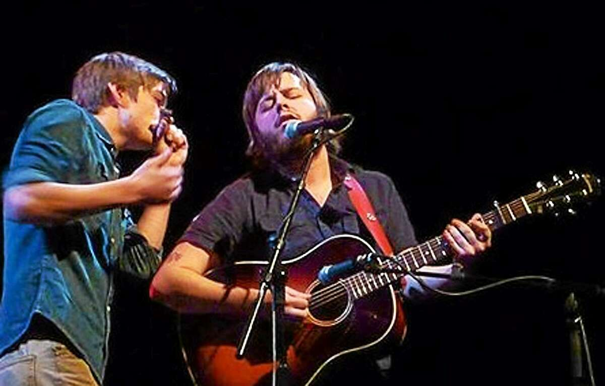 Contributed photo Spring Street Studio's next Concert in the Garden features the Meadows Brothers.