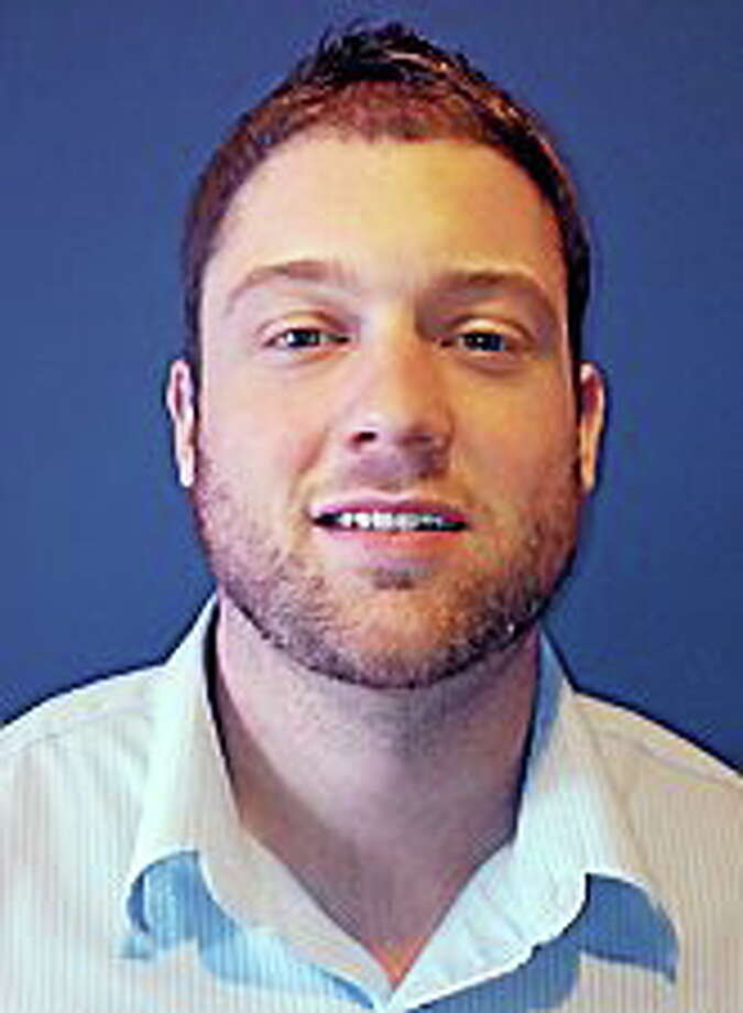 Submitted photo  Wright-Pierce of Middletown, welcomes environmental engineer Brian Messner. Photo: Journal Register Co.