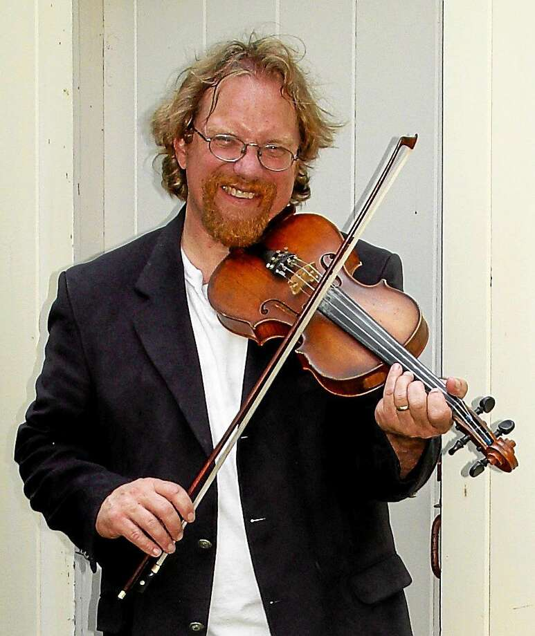 Contributed photos Craig Edwards performs a broad range of American roots music and will perform fiddle music and drinking songs at the April 25th Evening at the Lay House. Photo: Journal Register Co.
