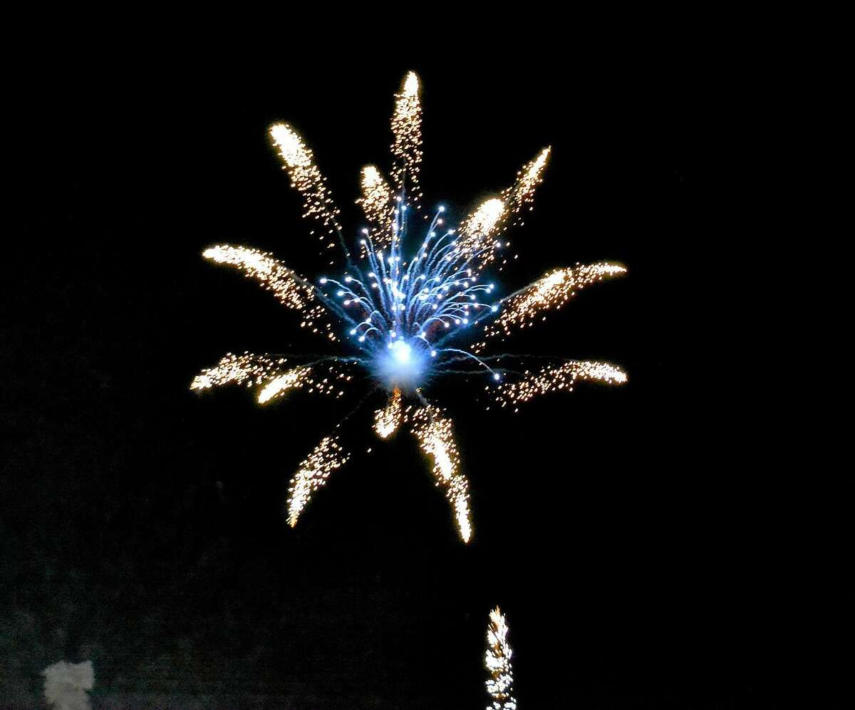 File photo Fireworks are the crown jewel of Middletown's Fourth of July celebration.
