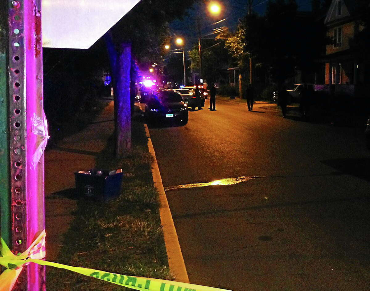 Cassandra Day - The Middletown Press Police shut down Grand Street at 9 p.m. Tuesday for an unknown reason but witnesses say there was a car chase and a man arrested.