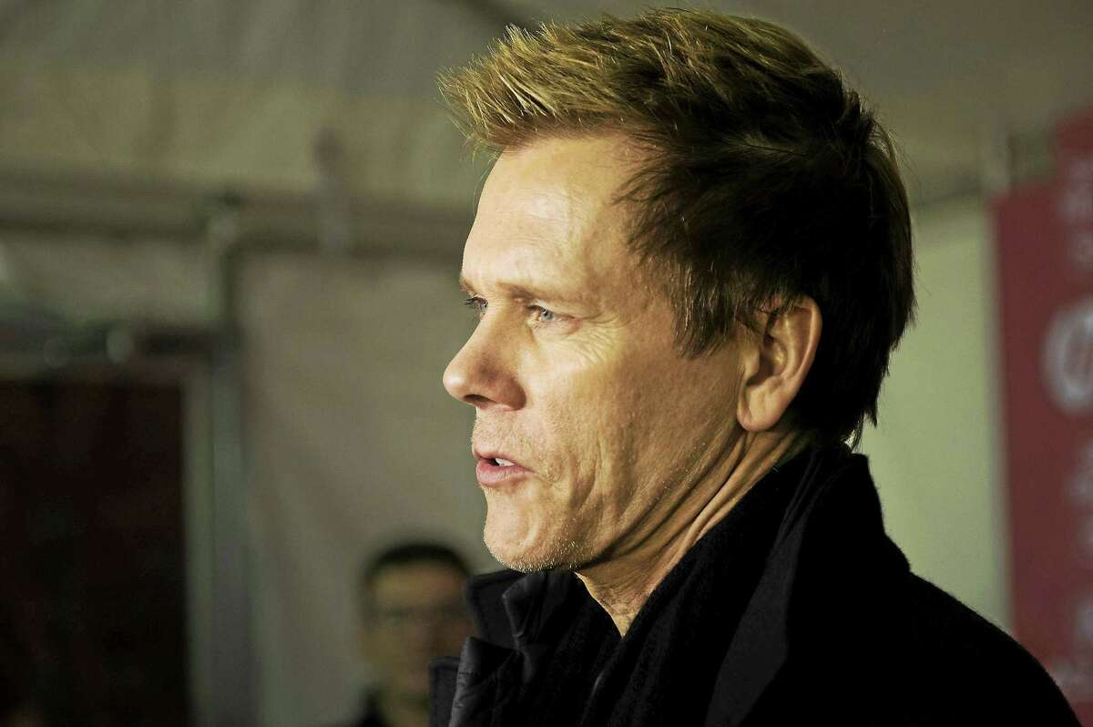 """Actor Kevin Bacon attends the premiere of """"Cop Car"""" during the 2015 Sundance Film Festival on Jan. 24, 2015 in Park City, Utah."""