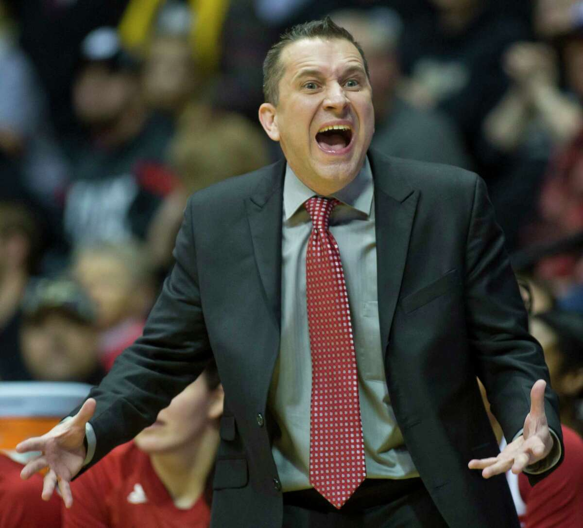 Curt Miller has worked his way up through the women's basketball coaching ranks. Now he'll get his first chance to lead a WNBA team. The Connecticut Sun hired Miller as their new coach on Thursday.