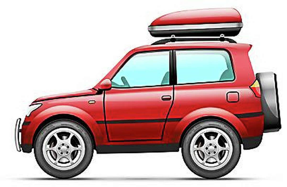 Red SUV -- Shutterstock