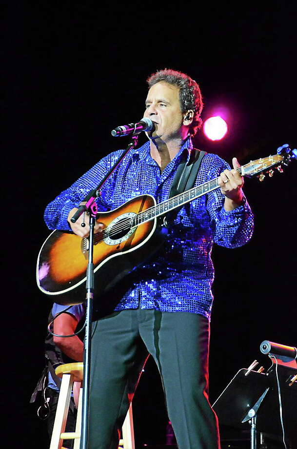 Image courtesy of Brian LeBlanc Brian LeBlanc will bring his Neil Diamond tribute show to the Buttonwood Tree Performing Arts Center on Sunday. Photo: Journal Register Co.