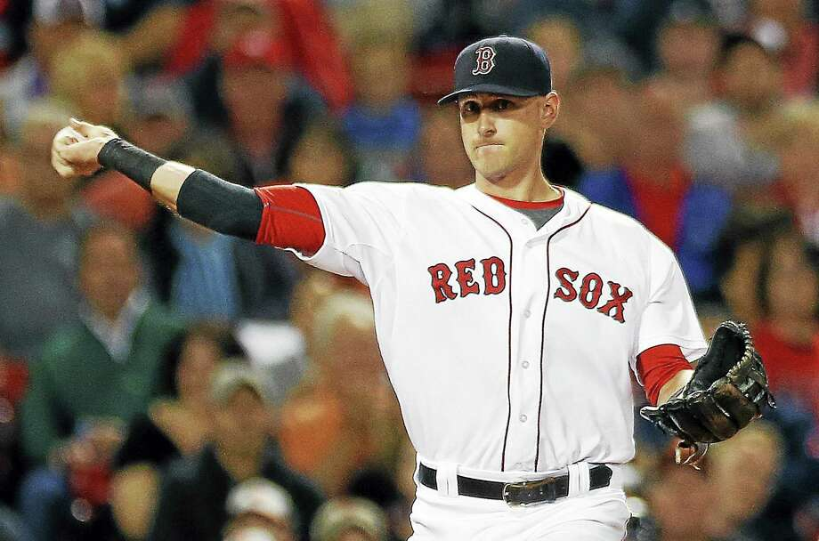 The Red Sox have agreed to trade Will Middlebrooks to the San Diego Padres for catcher Ryan Hanigan. Photo: The Associated Press File Photo  / AP2014
