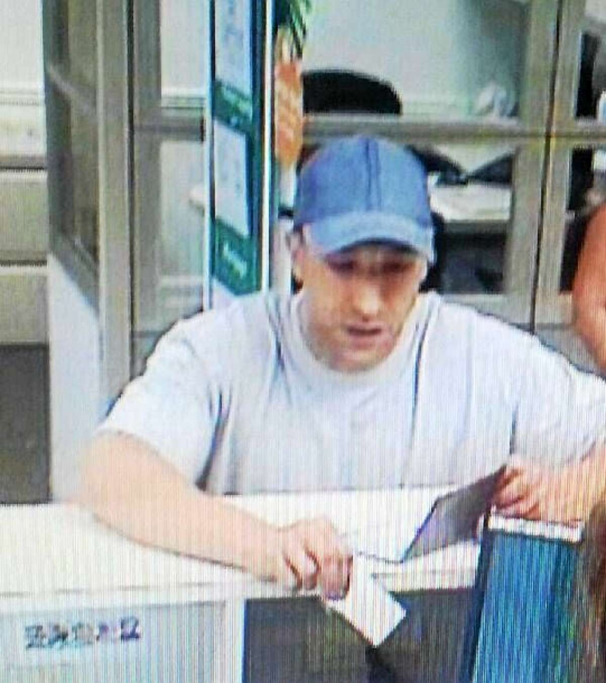 On August 27 around 3:15 p.m. state police responded to the Citizens Bank at 1187 Boston Post Road in Westbrook for a reported bank robbery. (Courtesy of Connecticut State Police)