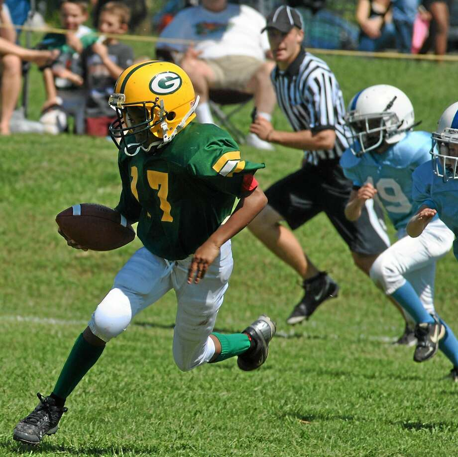 State Sen. Danté Bartolomeo, D-Cheshire, Meriden, Middlefield & Middletown, reminds parents new laws passed in 2014 that will help keep young athletes safe as football, soccer, hockey and other sport seasons begin. Photo: File Photo