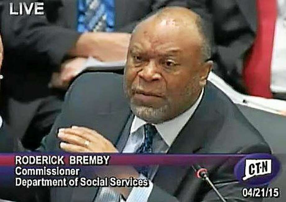 Social Services Commissioner Roderick Bremby Photo: CTNewsJunkie