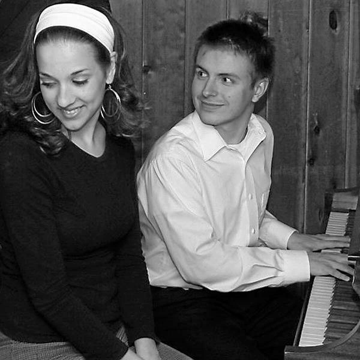 Contributed photoHusband and wife duo Atla and Matt DeChamplain of Berlin return to the Buttonwood Tree Jan. 23.