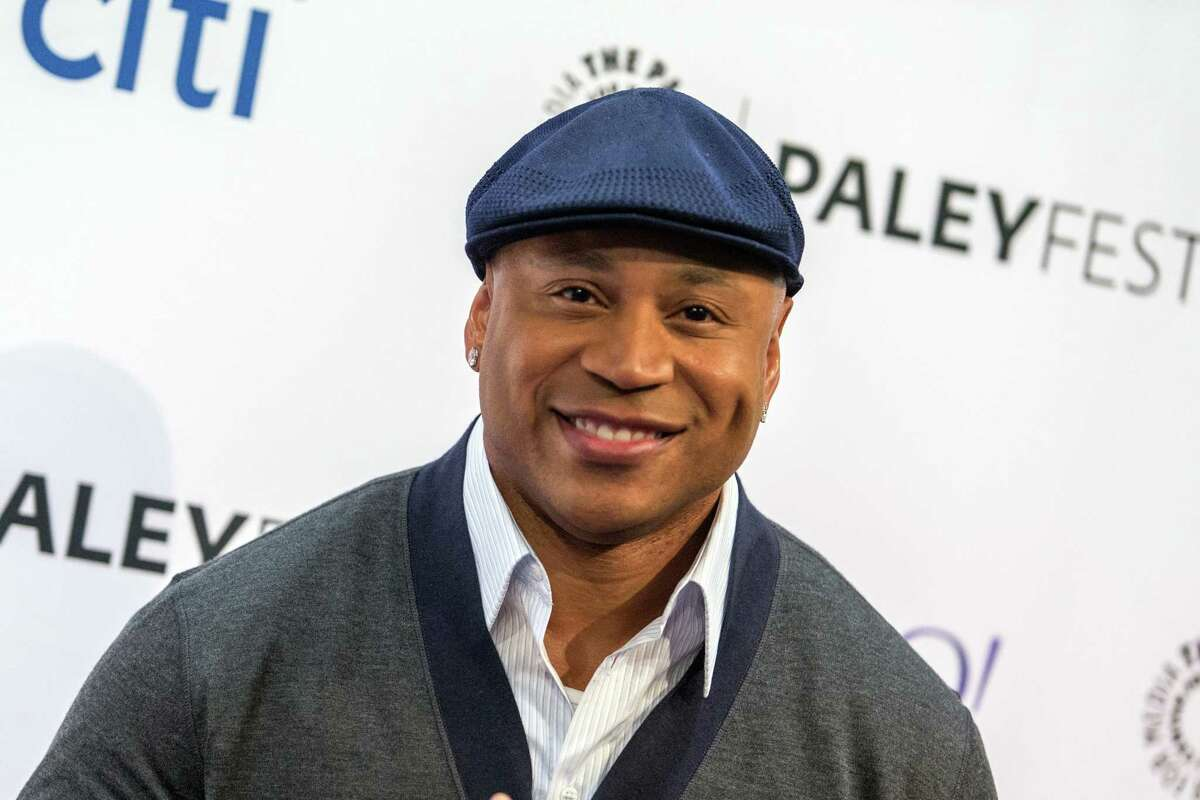 In a Sept. 11, 2015 photo, LL Cool J attends the at 2015 PaleyFest Fall TV Previews at The Paley Center for Media, in Beverly Hills, Calif. The Recording Academy announced the rap artist and actor will be the master of ceremonies for Grammy Awards for the fifth consecutive year.