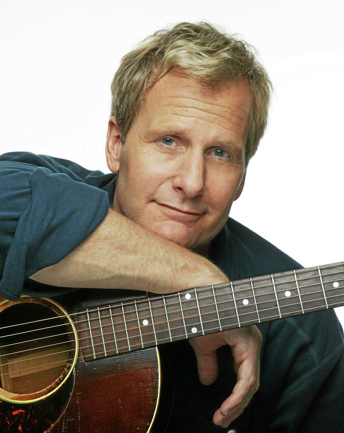 """Contributed photo Emmy-winning actor of HBO's """"The Newsroom"""" and bluegrass blues musician, Jeff Daniels is set to perform at StageOne in Fairfield on Monday Jan. 19."""