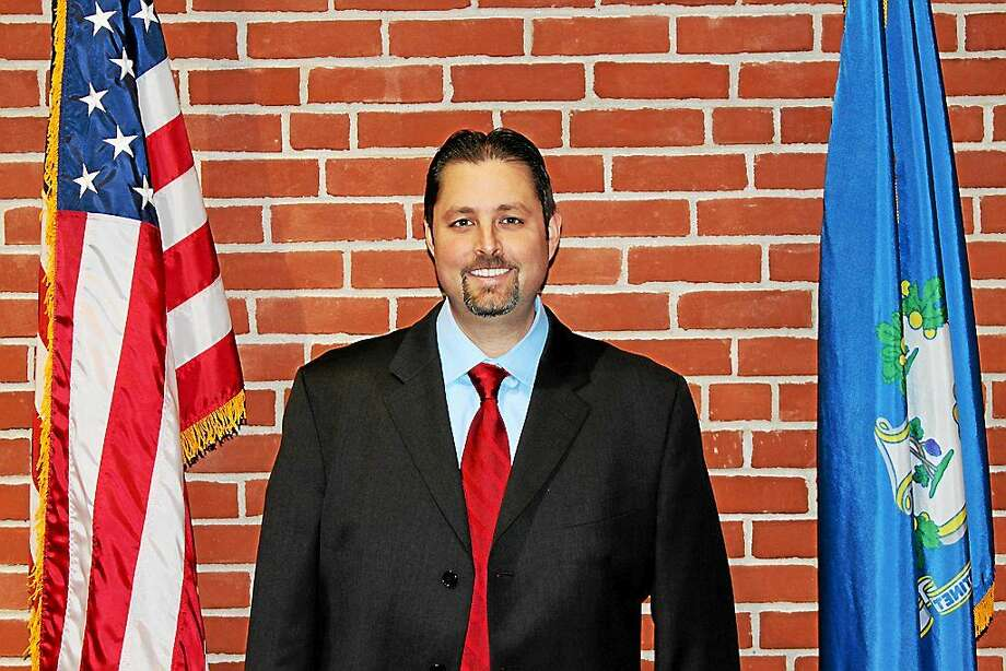 Cromwell Mayor Enzo Faienza is heading a subcommittee charged with finding candidates to replace departing town manager Jonathan Sistare. Photo: Courtesy Cromwell GOP