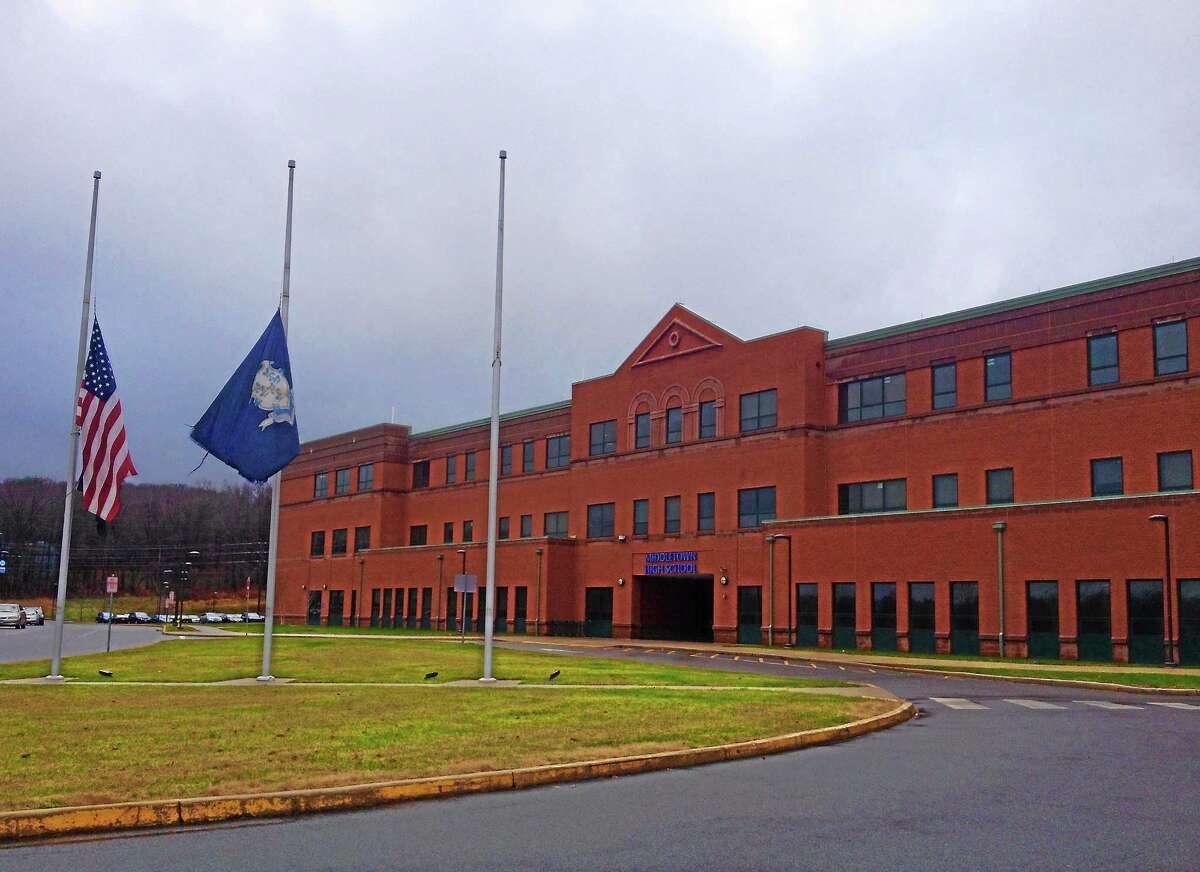 Middletown High School is on LaRosa Lane.