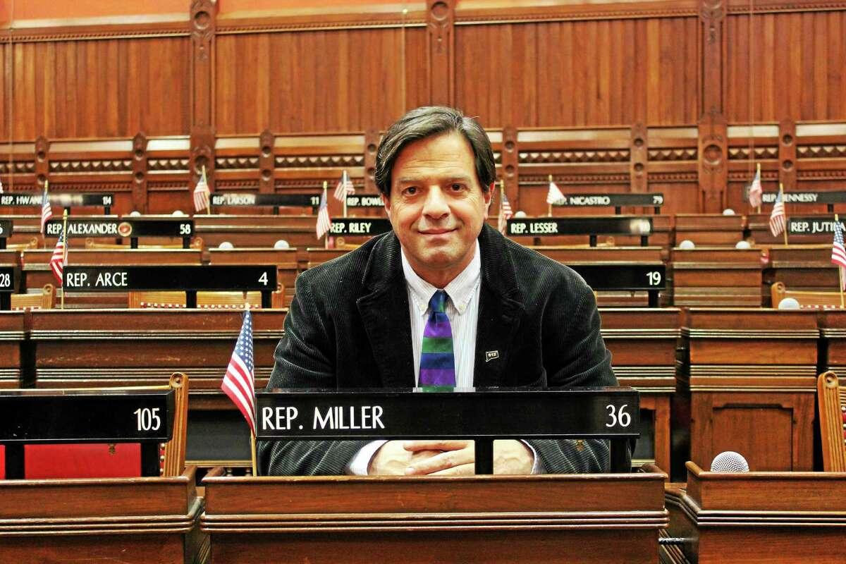 State. Rep. Phil Miller.