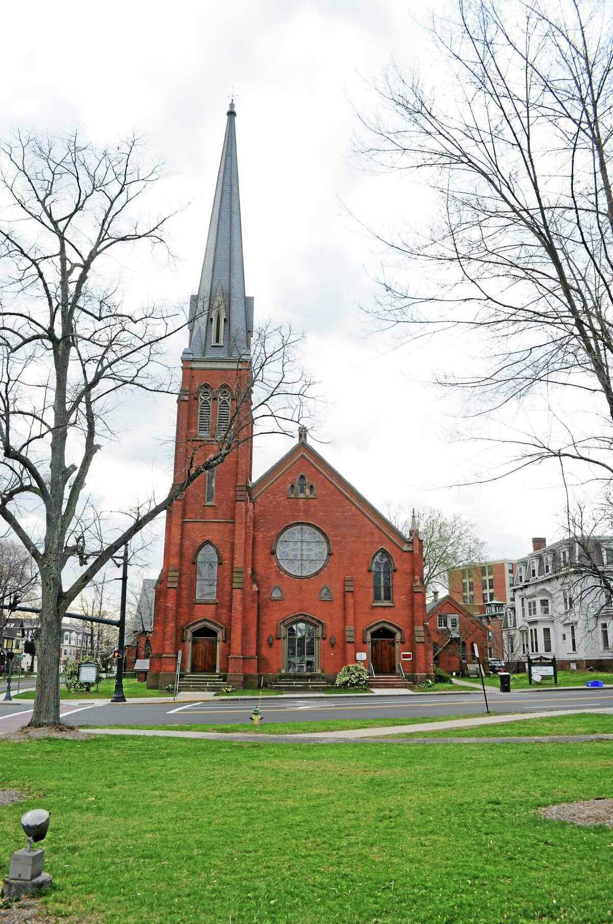 Courtesy photo The city's warming center is moving to South Congregational Church in Middletown.