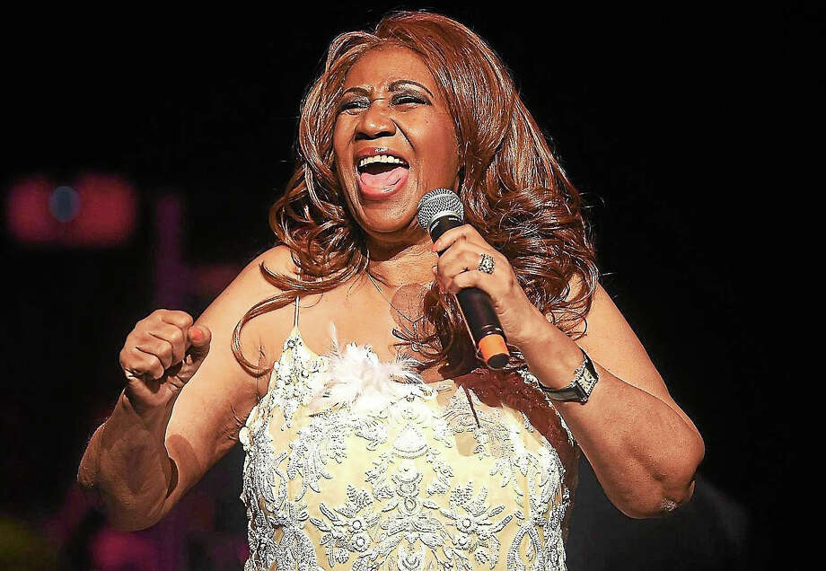 Contributed photoSinger and musician Aretha Franklin is set to kick off the New Year at the Mohegan Sun Arena on Friday, Jan. 1. Photo: Journal Register Co.
