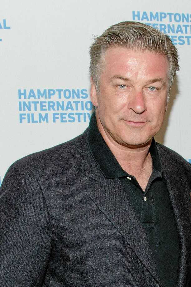 "In this June 21, 2014, AP file photo, Alec Baldwin attends the Hamptons SummerDocs Series opening night screening of ""Life Itself"" at Guild Hall in East Hampton in New York.  Photo by Scott Roth/Invision/AP Photo: Scott Roth/Invision/AP / Invision"