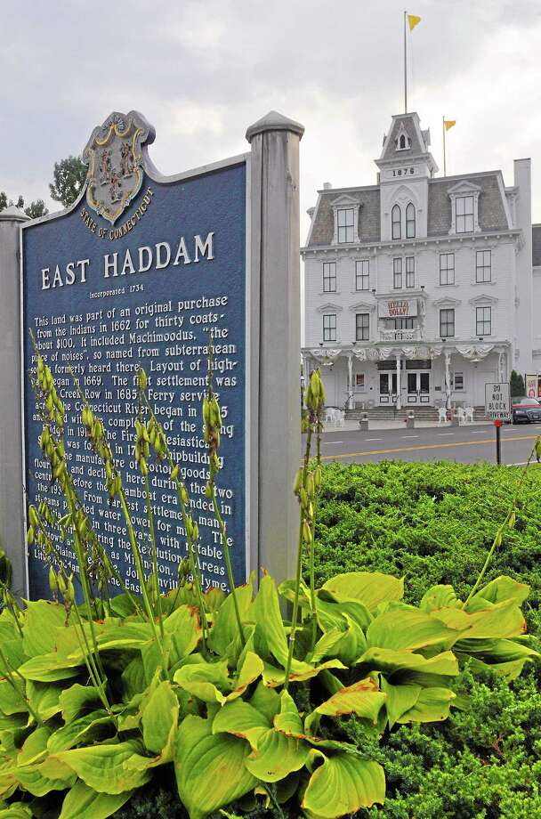 East Haddam Photo: Catherine Avalone - The Middletown Press   / TheMiddletownPress