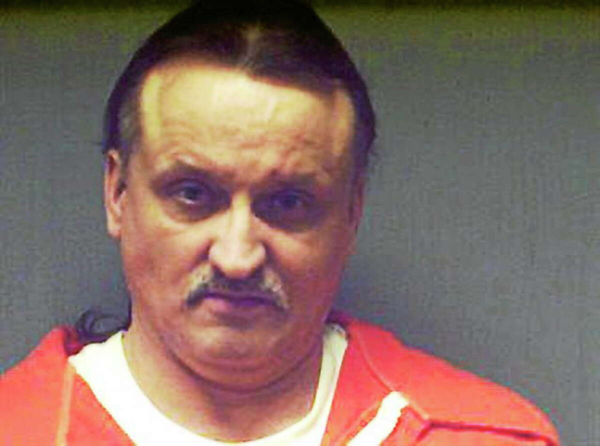 FILE - This undated inmate file photo released by the Connecticut Department of Correction shows Richard Roszkowski. (AP Photo/Connecticut Department of Correction, File)