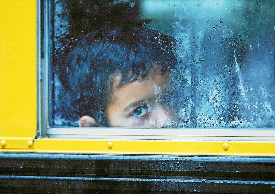 After a restful summer away from the classroom, children are enjoying their final days before school resumes this week. For many kindergartners, riding a big yellow school bus may be a brand new experience. Photo: File Photo