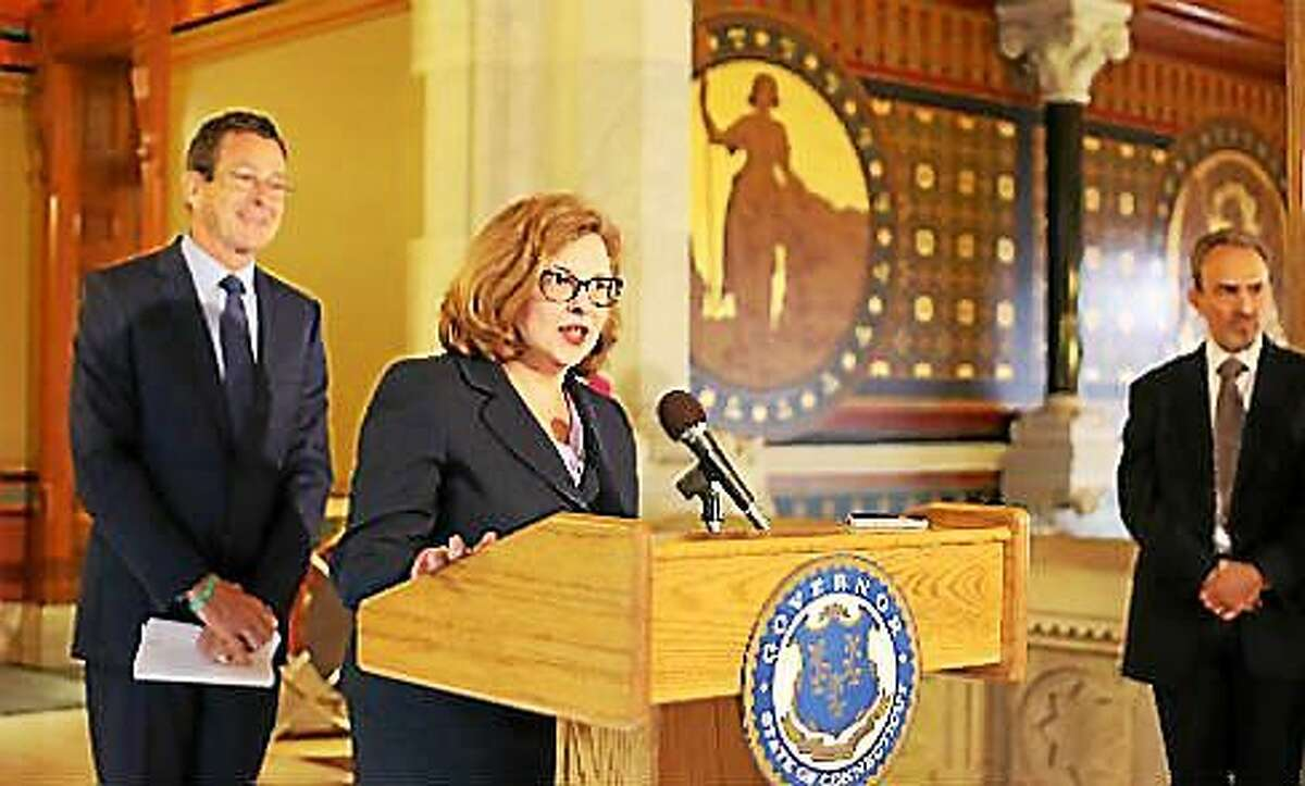 (CT News Junkie) Acting Education Commissioner Dianne R. Wentzell
