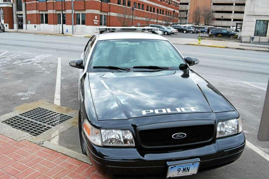 Cassandra Day / The Middletown Press Middletown Police Photo: Journal Register Co.