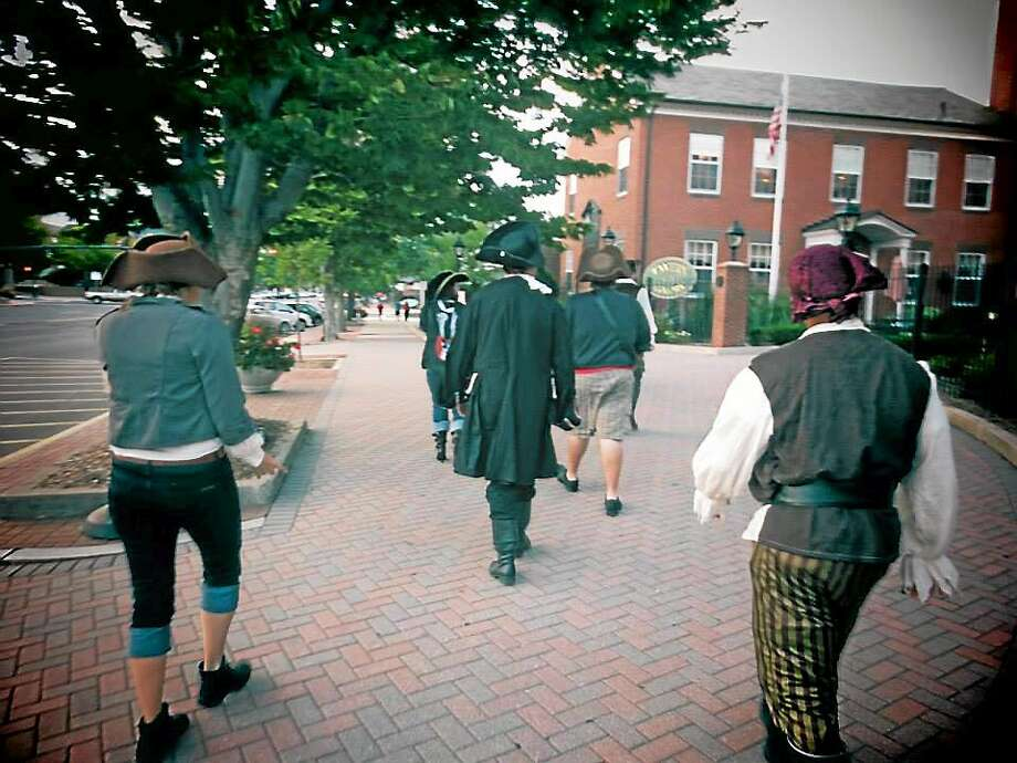 This year's Pirate Pub Crawl to celebrate Talk Like a Pirate Day will be Sept. 20 with proceeds of a 50/50 booty raffle going to less fortunate. Photo: Submitted Photo