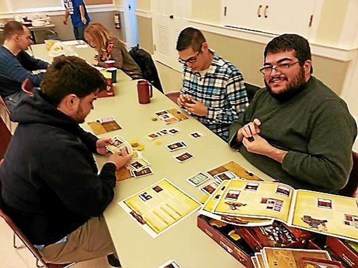 Young adults on the autism spectrum recently enjoyed a night of games and socializing in Middletown.