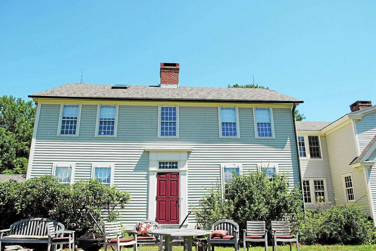 The Ansel Brainerd Jr. House is one of several destinations on an October Haddam Historical Society tour in Haddam Neck.