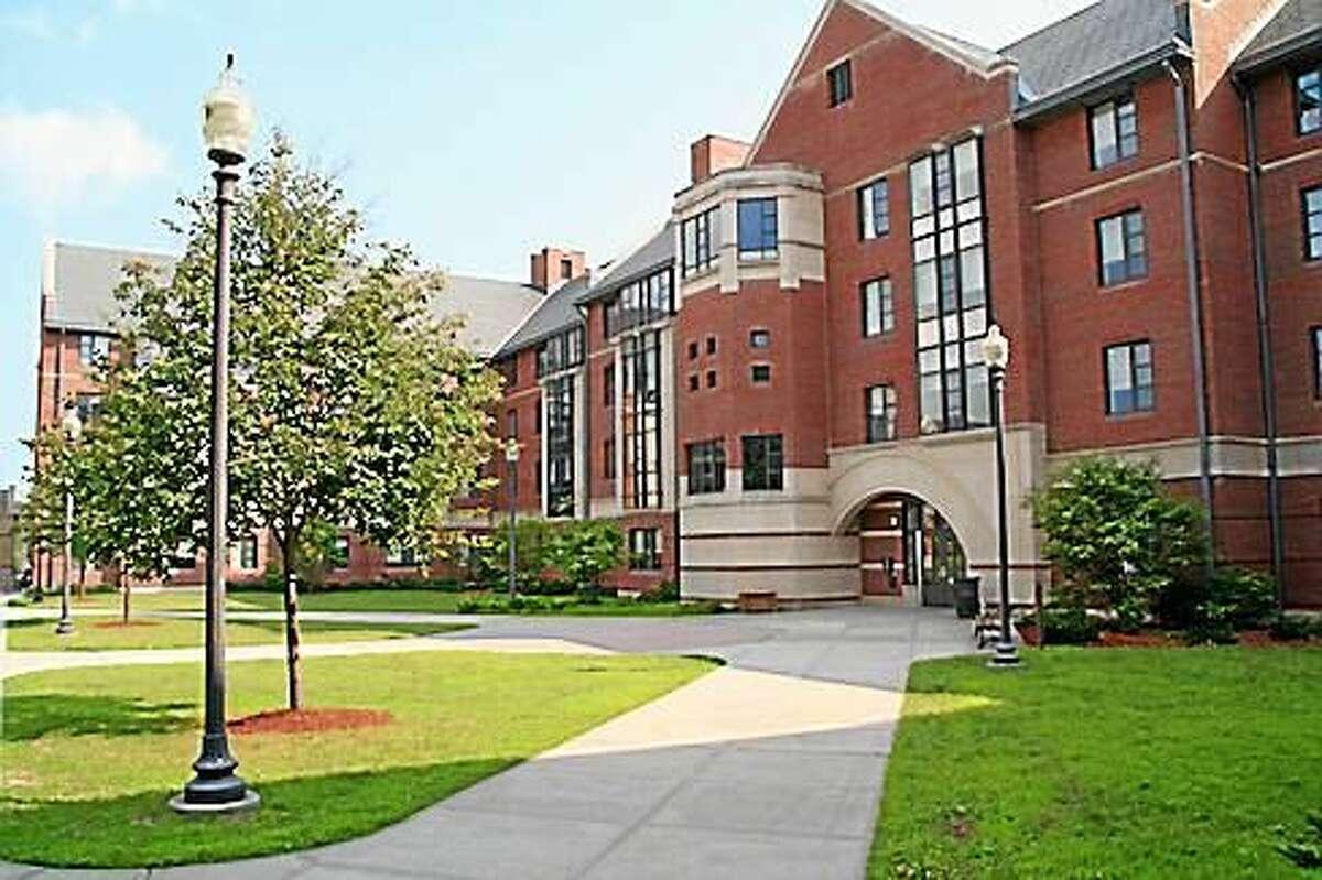 (Shutterstock) UConn, Storrs campus