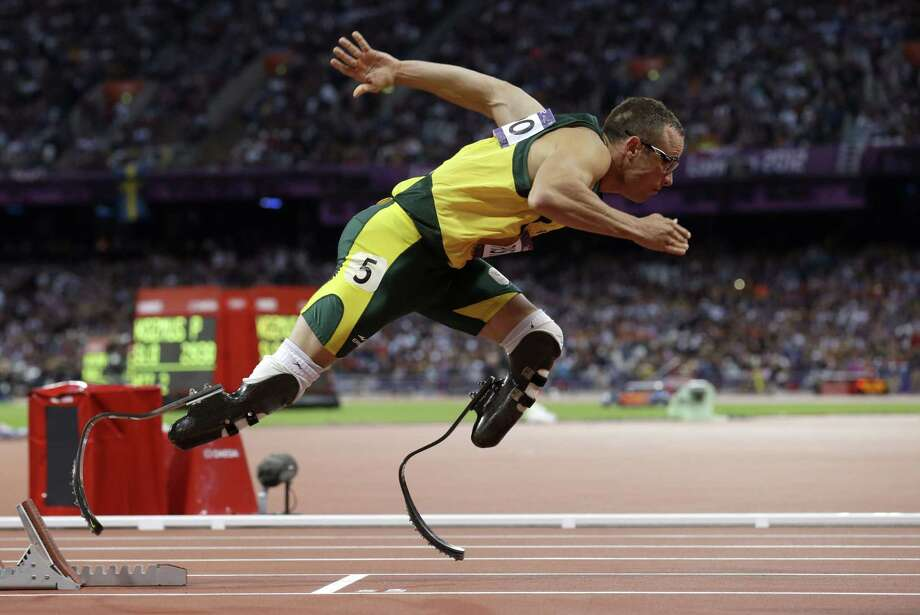 Oscar Pistorius' release has been put on hold. Photo: Anja Niedringhaus — The Associated Press File Photo  / AP