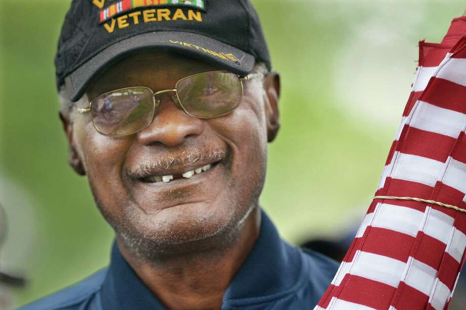 On Sept. 9, Middletown resident Larry Riley will be installed as the first African-American commander of American Legion Milardo-Wilcox Post 75. Riley served 19 months in Vietnam and worked with four United States presidents, as a member of the Secret Service, and sees his race as happpenstance when it comes to his mission as a war veteran and leader. Photo: Catherine Avalone - The Middletown Press