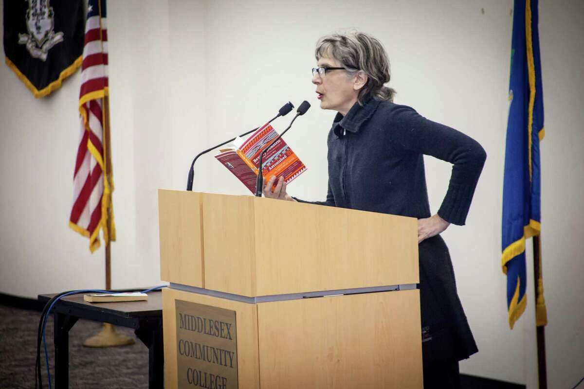 Submitted photo Beverly Donofrio is a best-selling author and alumna of Middlesex Community College who will be coming to Middletown
