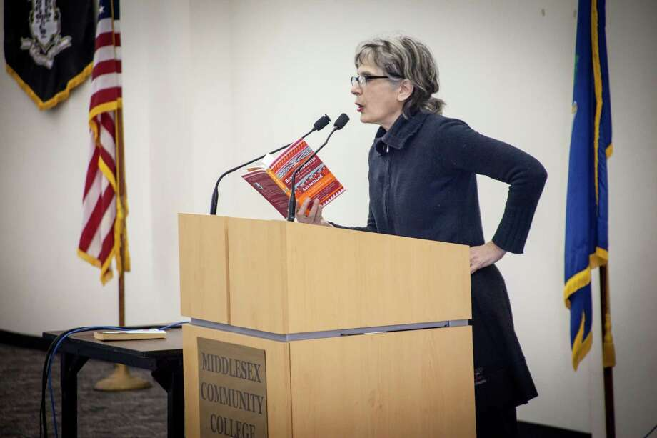 Submitted photo  Beverly Donofrio is a best-selling author and alumna of Middlesex Community College who will be coming to Middletown Photo: Journal Register Co.