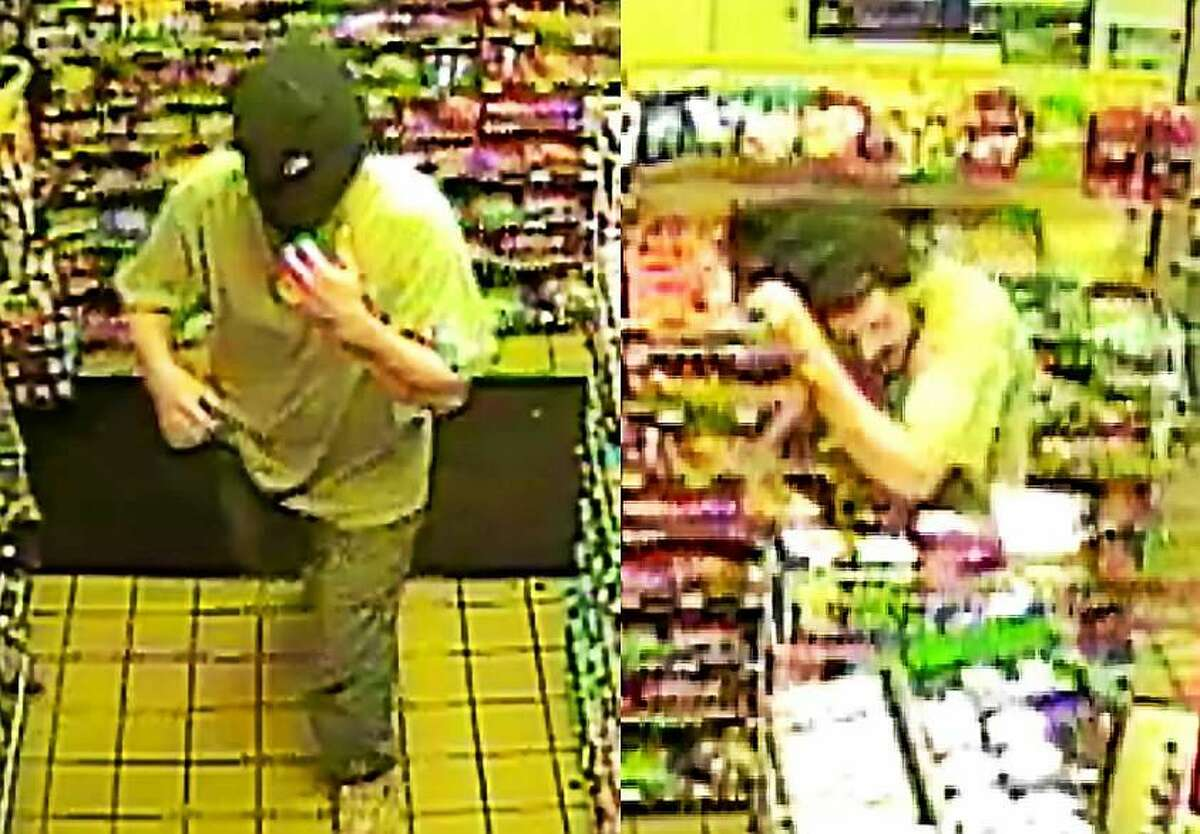 State police are investigating after an armed man allegedly held up a Haddam mini mart Tuesday afternoon. He fled with an unknown amount of cash.
