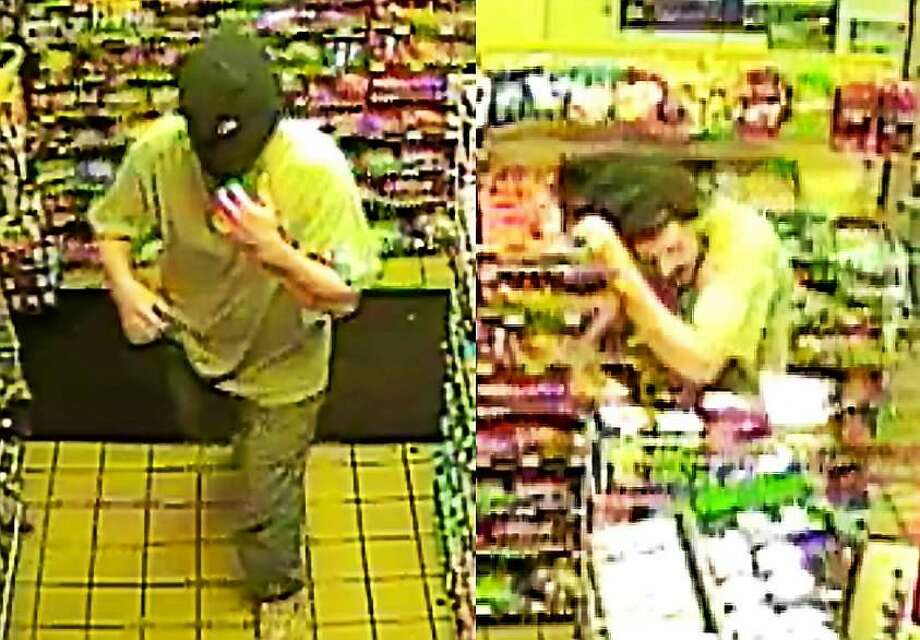 State police are investigating after an armed man allegedly held up a Haddam mini mart Tuesday afternoon. He fled with an unknown amount of cash. Photo: Connecticut State Police