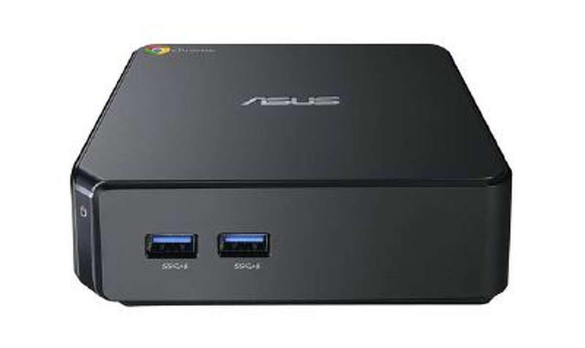 Asus Chromebox. (Asus photo)