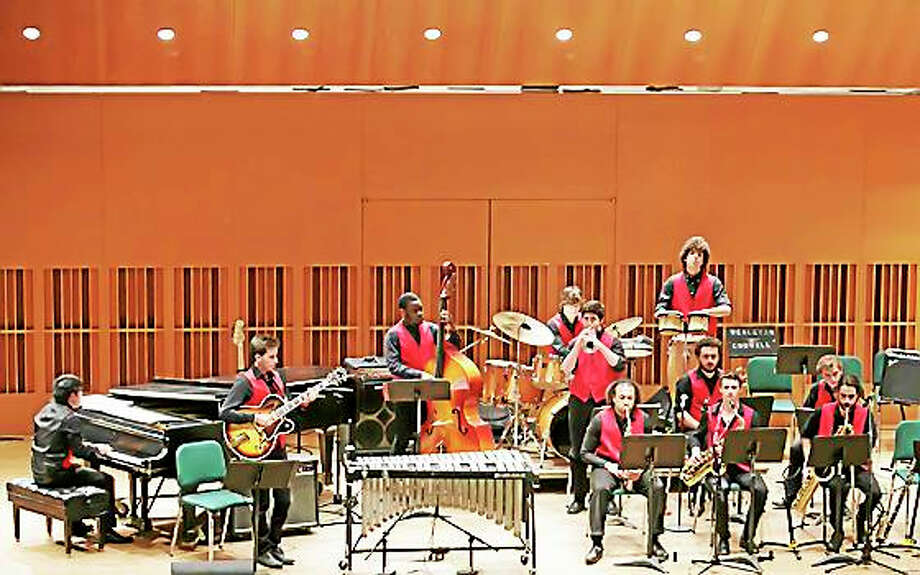 Contributed photoThe Wesleyan Jazz Orchestra performs this weekend at the Center for Fine Arts. Photo: Journal Register Co.