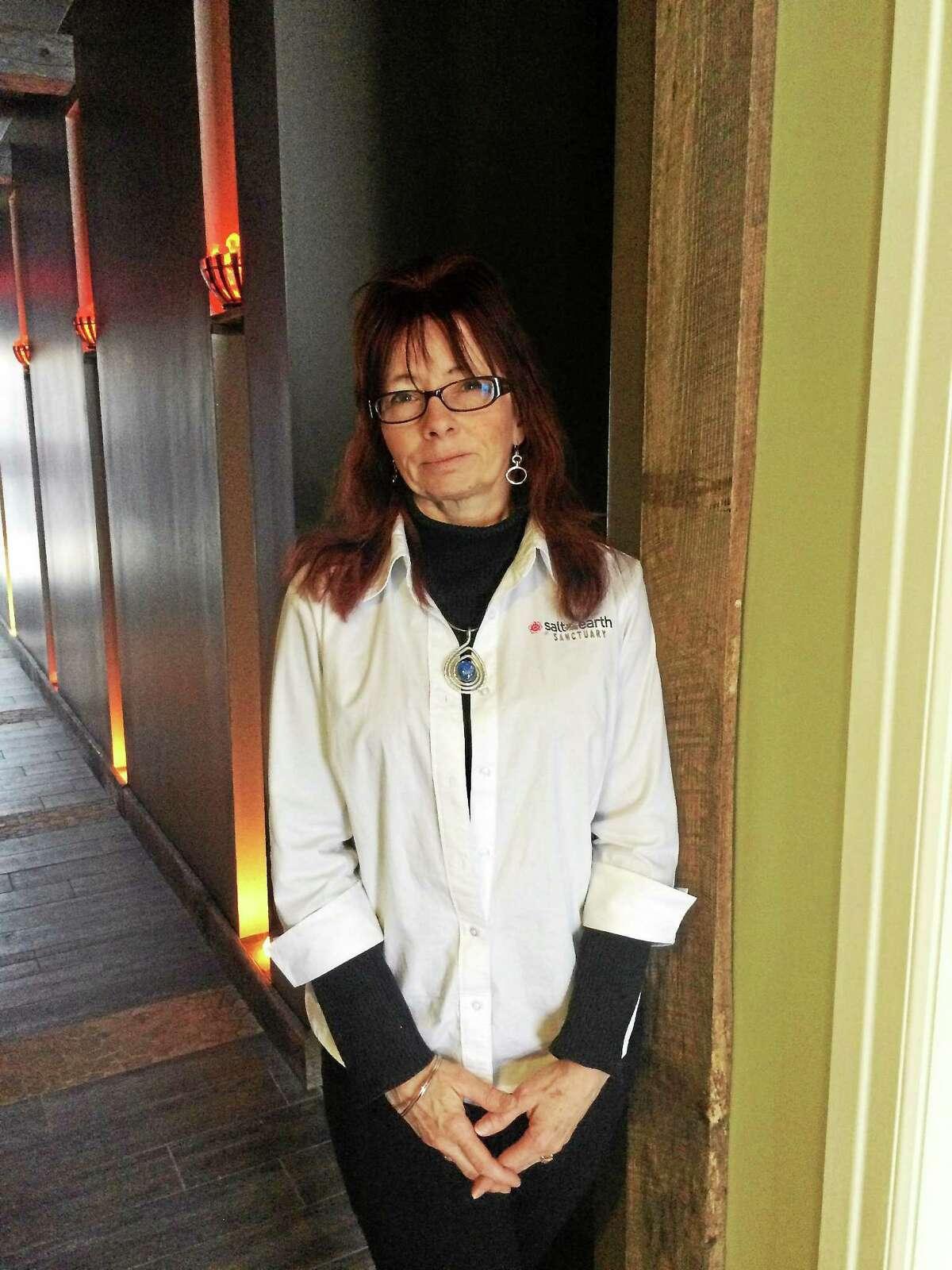 Owner Sue Martovich.