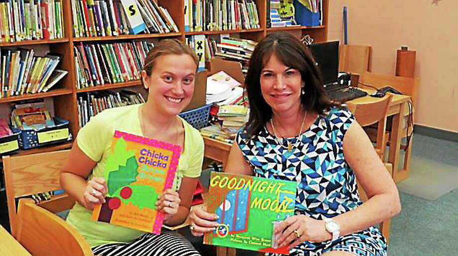 The Middletown Rotary Club with Literacy Volunteers of Central CT has launched a project to improve literacy skills and assist parents of young children who wish to increase their children's reading proficiency. Photo: Submitted Photo